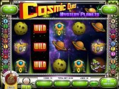 Cosmic Quest Episode Two - Mystery Planets Slots